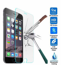 5 X  For Apple IPhone 7 100% Genuine Tempered Glass Film Screen Protector - $6.01