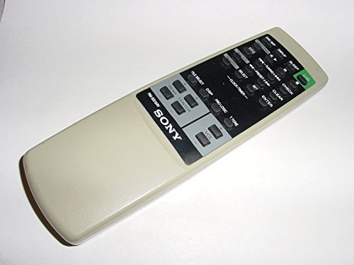 SONY RM-SG10AV CD Receiver Remote Control for HCDBX6AV, HCDG2500, HCDM500AV, HCD