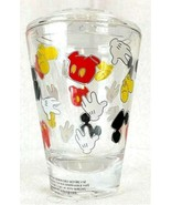 Disney Mickey Mouse Toothbrush Holder Clear Acryllic Holds 4 Toothbrushes - $9.85