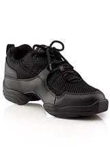 Capezio Women's Fierce Dansneaker, Black, 10.5 B - Medium - $60.22