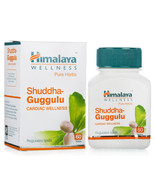 1 Pack 60 Tablets Herbal Shuddha Guggulu US SHIPPED FREE SHIPPING - $9.85