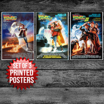 Collectors Set Back to the Future Movie Posters... - $40.50