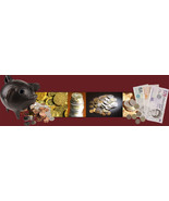 HAUNTED MILLIONAIRE MASTER MONEY 444 spell casted cash wealth financial ... - $43.88