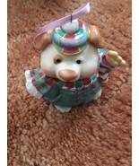Hallmark 1996 Cookie Jar Friends Clyde Dog Ornament - $12.69