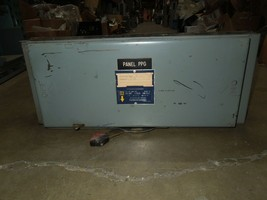 Square D QMB-324 Series D2 200A 3p 240VAC Single Fusible Panelboard Switch Used - $900.00