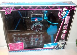 ✰ Monster High Voltageous Frankie Clawsome fashion clothes outfit Playse... - $25.99