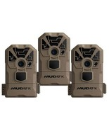 NEW 14 MP Muddy Trail Camera 3-pack With SD Card FREE SHIPPING - $189.99