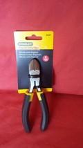 Stanley 84-027 6-Inch Bi-Material Diagonal Pliers - $7.99
