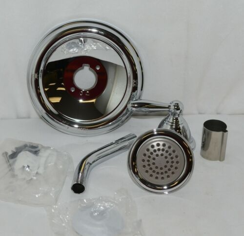 Moen T2152 Brantford Chrome POSI Temperature Single Handle Shower Trim