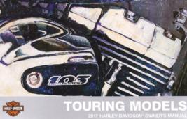 2017 Harley Davidson Touring Operatori Proprietari Owner Manuale Fabbric... - $69.13
