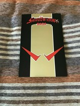 1993 The Shadowhawk Saga Gold Cover Ashcan Comic! Hero Premiere Edition #9! - $3.00