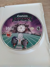 Nintendo Wii Casper's Scare School: Spooky Sports Day ~ COMPLETE image 3