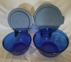 "Anchor Hocking ""Essentials"" Set of Two Mixing Bowls with Anchor Hocking ... - $31.50"