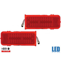 68 Chevy Camaro RS Red LED Rear Tail Brake Turn Signal Park Light Lamp L... - $59.95