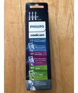 Philips Sonicare HX9073/65 C3,G3,W3 Premium Replacement Brush Heads- White - $25.00