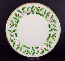 LENOX China Holiday Dimension 5 Piece Place Setting Dinnerware USA image 3