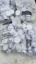 Candle Lite 50 Pack, Unscented, Tea Light Candles lot of 3 - $19.30