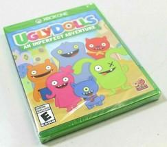 Nuovo Sigillato Brutto Bambole: Un Imperfetto Adventure - Xbox Uno XB1 image 2