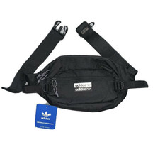 New adidas Originals Utility Crossbody Waist Pack Black - CL5458 - $29.99