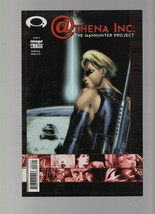 @thena Inc.: The Manhunter Project #6B - April 2003 - Image Comics - Ath... - $1.86