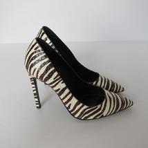motivo SAINT 3065252 ballerine con scarpe l numero PARIS zebrato LAURENT NUOVO q4FxEZ0