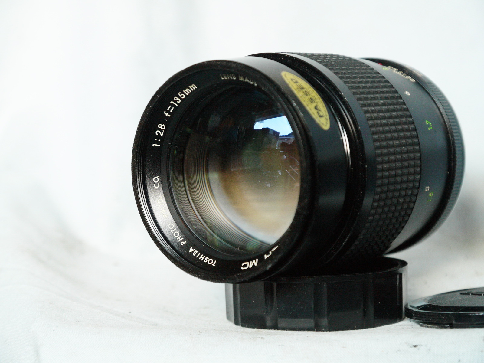 Primary image for Pentax PK Fit 135mm F2.8 Prime Portrait Lens - Nice Bokeh -ME SUPER, MX, K1000