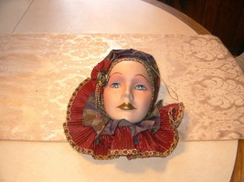 NEW ART MASK FROM GREEN GABLES CREATIONS - $9.79