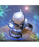 HAUNTED RING SUPER BLOOD BLUE MOON 4 BLESSINGS DISCOUNTS TO $71  MAGICK - $207.77