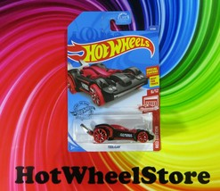 2020  Hot Wheels   TOOLIGAN  Red Edition Target Exclusive   Card #4  HW5... - $2.95
