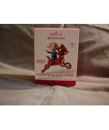 Hallmark - Rudolph The Red Nosed Reindeer - 50th Anniversary Ornament - $49.45