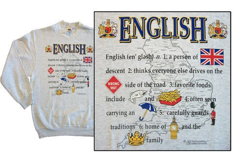 United kingdom national definition sweatshirt 10266