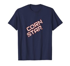Dad Shirts - Corn Star Funny Dad Fathers Cornhole T-Shirt Bar Beer Toss Men - $19.95+