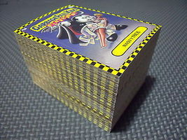 GPK Flash Back Series 1 Complete '160 Card Set' With A Wrapper.  Nr. Min... - $169.99