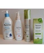 AVEENO Exzema Therapy, Foaming Cleanser, Micella PH, Pos. Rad. Moisturiz... - $42.32