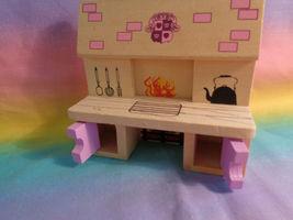 Melissa & Doug Princess Castle Wood Doll Furniture Replacement Kitchen Stove image 4