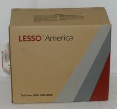 Lesso America Long Sweep Quarter Bend PBC DWV Fittings 3 Inch Box of 10 image 6