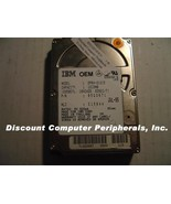 1.2GB 2.5in IDE Drive IBM - DPRA-21215 Tested Free USA Ship Our Drives Work - $13.95