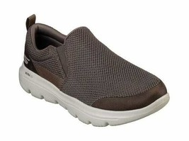 Men's Skechers GOwalk Evolution Ultra Impeccable Slip-On Shoe Khaki - $79.67
