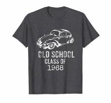Teacher Style - Class of 1968 T-Shirt 50th Birthday Gift Vintage Tee Men - $19.95+