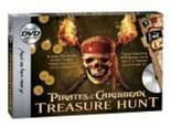 Pirates of the Caribbean DVD Treasure Hunt