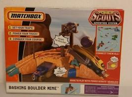 Matchbox Power Scouts Adventure System - $25.00