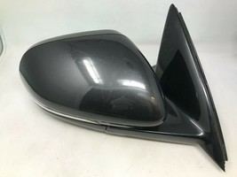 2016-2019 Jaguar XJ Passenger Side View Power Door Mirror Gray OEM G436003 - $168.29