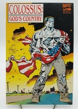 Colossus God's Country One-Shot May 1994 Marvel Comics X-men Prestige Fo... - $13.54