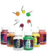 450pcs Bottle Carp Fishing Jelly Bait Seducing Pellet Flavor Beads Bean ... - $8.95