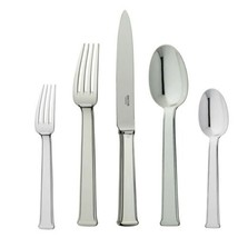 Ercuis Sequoia Stainless Steel 5-Piece Place Setting - $202.36