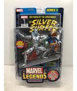 "Marvel Legends Silver Surfer 6"" Figure w/ Howard Duck Series V - ToyBiz ... - $46.44"