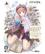 Shin Rorona no Atelier: Arland no Renkinjutsushi Premium Box [Japan Import] [vid - $114.38