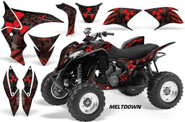 ATV Graphics Kit Quad Decal Sticker Wrap For Honda TRX700XX 2009-2015 ML... - $168.25