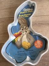 Wilton Bugs Bunny Cake Pan Mold insert 502-7598 Warner Bros 1978 Insert - $301,05 MXN
