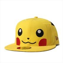 New Era Pokemon collaboration cap 59FITY Pikachu Cyber Yellow - $100.99